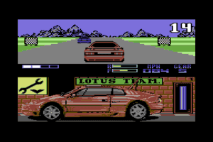 Lotus Esprit Turbo Challenge 4