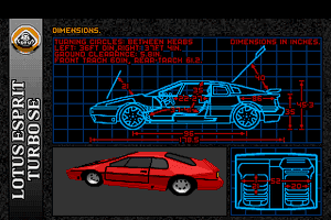 Lotus Esprit Turbo Challenge 26