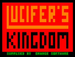 Lucifer's Kingdom 0