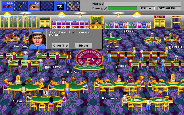 Casino Adventure
