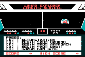 Lunar Explorer: A Space Flight Simulator 11