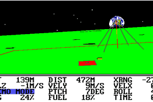 Lunar Explorer: A Space Flight Simulator 13