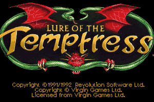 Lure of The Temptress 0