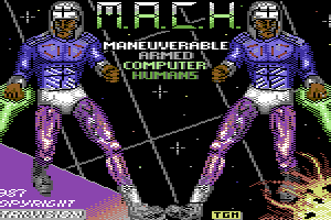 M.A.C.H. - Maneuverable Armed Computer Humans 0