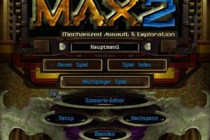 M.A.X. 2: Mechanized Assault & Exploration 3