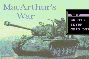 MacArthur's War: Battles for Korea abandonware