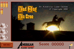 Mad Dog McCree abandonware