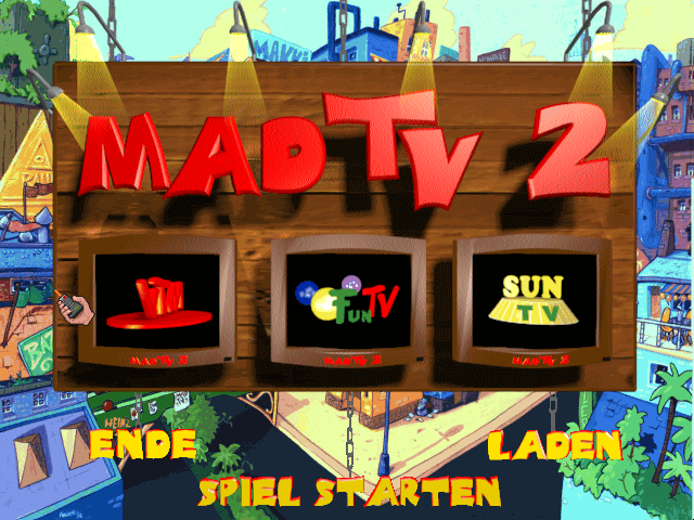 Download Mad TV 2 - My Abandonware