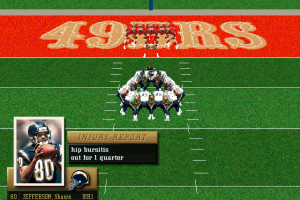 Madden NFL Football: Limited Edition abandonware