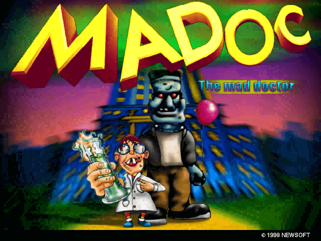 Madoc: The Mad Doctor 0