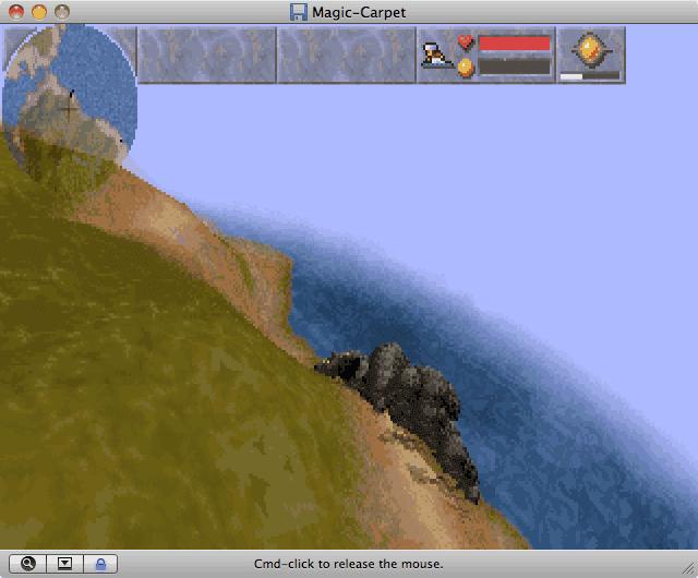 Magic carpet (video game)