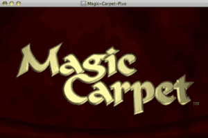 Magic Carpet Plus 0