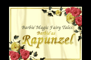 Magic Fairy Tales: Barbie As Rapunzel 0