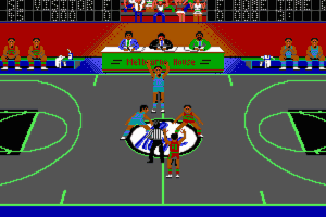 Magic Johnson's Fast Break abandonware