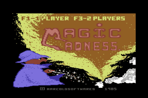 Magic Madness 0