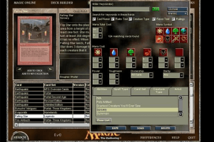 Magic: The Gathering - Interactive Encyclopedia abandonware