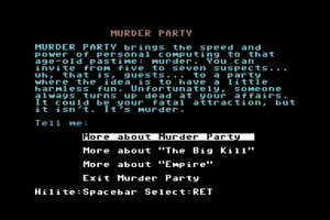 Make Your Own Murder Party 2