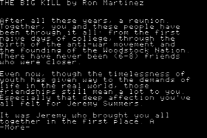 Make Your Own Murder Party abandonware