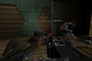 Malice: 23rd Century Ultraconversion for Quake 2