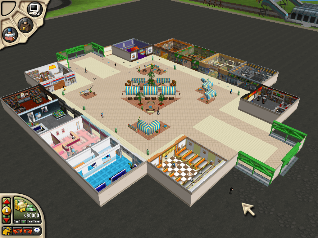 Mall tycoon 2 game casino strip map