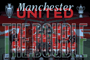 Manchester United: The Double 0