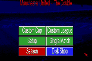 Manchester United: The Double 1