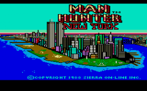 Manhunter: New York 0