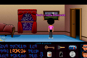 Maniac Mansion Deluxe abandonware