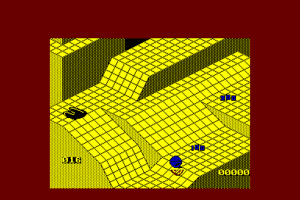 Marble Madness Construction Set abandonware