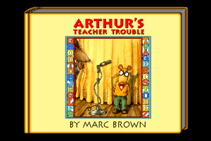 Marc Brown's Arthur's Teacher Trouble 0