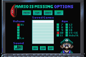 Mario is Missing! 12