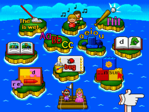 Mario's Early Years: CD-ROM Collection 4