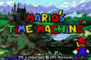 Mario's Time Machine 0
