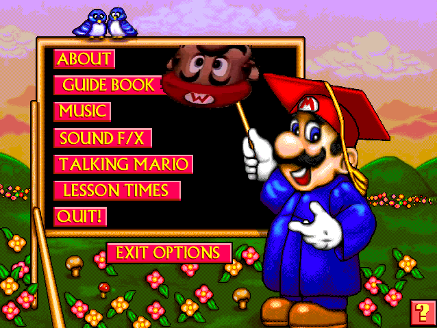 Download Mario Teaches Typing 2 - My Abandonware