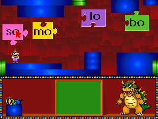 Mario's Early Years: Fun With Letters 7
