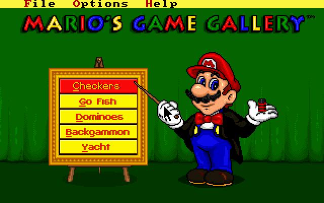Image gallery mario 39 s fundamentals for Mario go fish