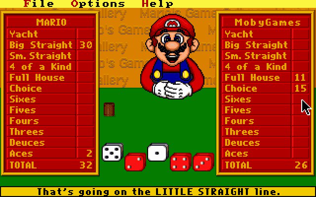 Mario's Game Gallery 23