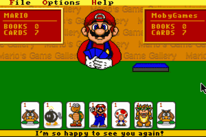 Mario's Game Gallery 9