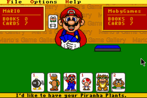 Mario's Game Gallery 10