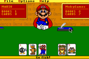 Mario's Game Gallery 11