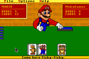 Mario's Game Gallery 12