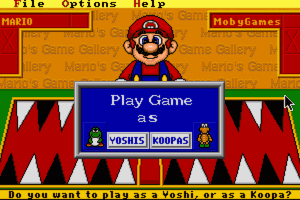 Mario's Game Gallery 20