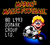 Marko's Magic Football 0