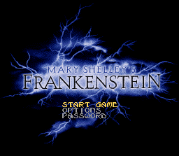 Mary Shelley's Frankenstein 0