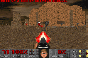 Master Levels for DOOM II abandonware