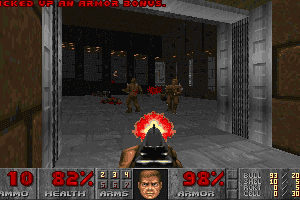 Master Levels for DOOM II 5