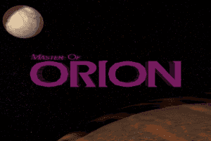 Master of Orion 0