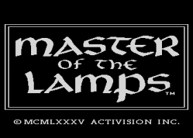 Master of the Lamps 2