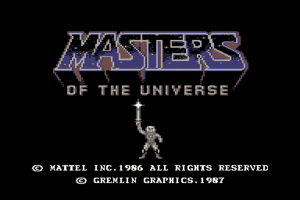 Masters of the Universe: The Movie 0