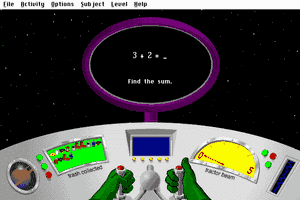 Math Blaster: Episode One - In Search of Spot 9